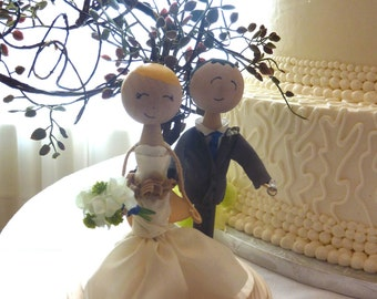 Special Wedding Cake Topper