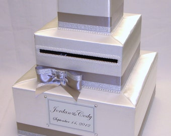 Elegant Custom Made Card Boxes