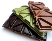 CLEARANCE SALE - 3 Unique Chocolate Bars - You Choose the Flavours