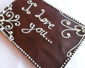 Personalised GIANT Chocolate Bar