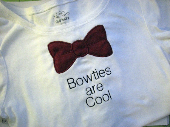 Bowties are Cool - Adult Shirt