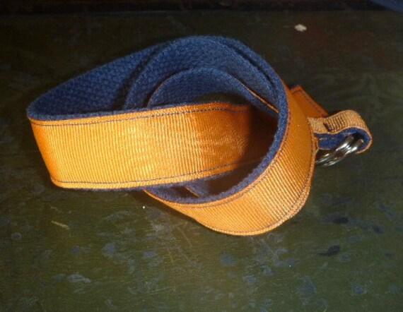 Kids Solid Color Ribbon Belt Uniforms or Back to School