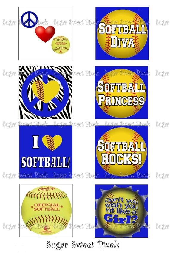 35 fantastic softball themed - photo #1