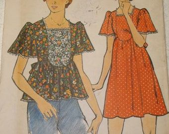 Vintage Sewing Pattern - Butterick 3827
