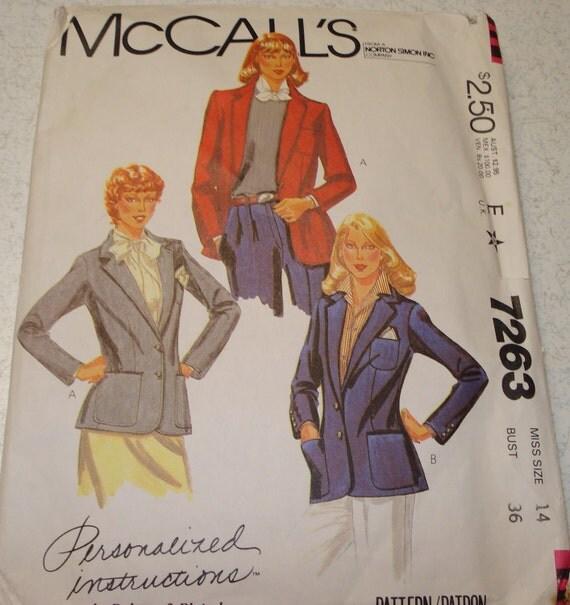 Vintage Mccall 43