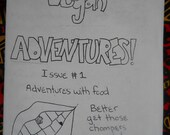 Vegan Adventures