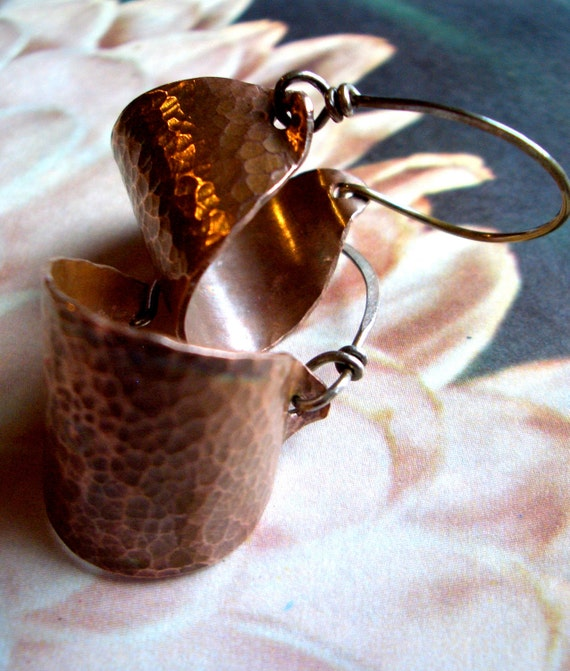 Traditional Basket Earring
