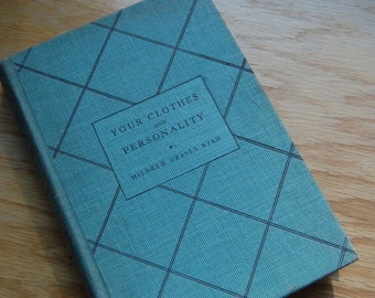 Vintage Your Clothes & Personality Book