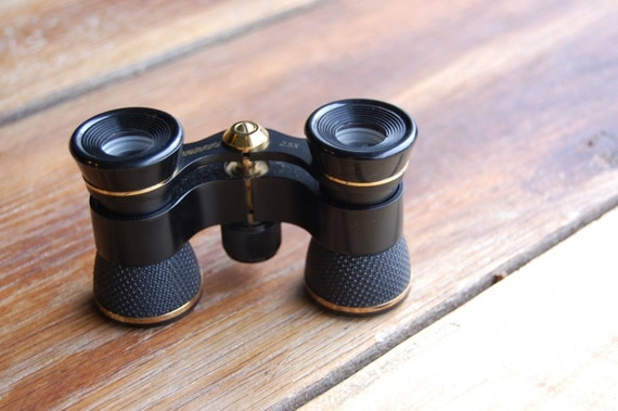 Vintage Tasco Opera Glasses Binoculars By Sugarscout On Etsy