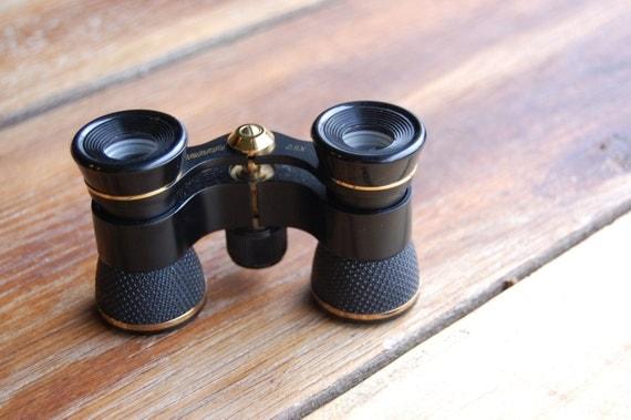 Vintage Tasco Opera Glasses Binoculars By Sugarscout On Etsy
