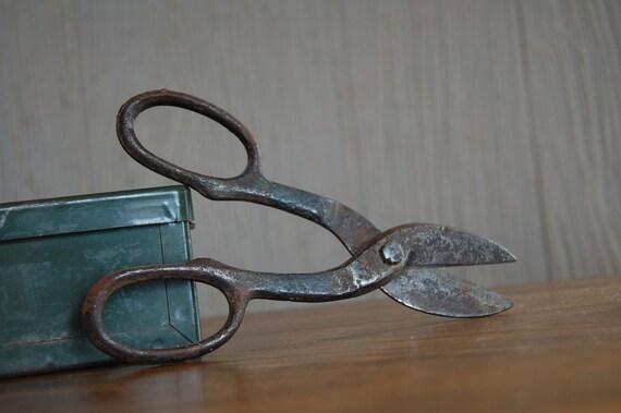 Vintage Steel Scissors Trimmers Shears
