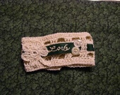 Wrist Cuff Crochet
