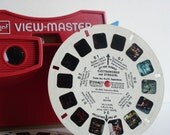 Vintage Toy gaf View-Master Classic Childhood Gift Goodness