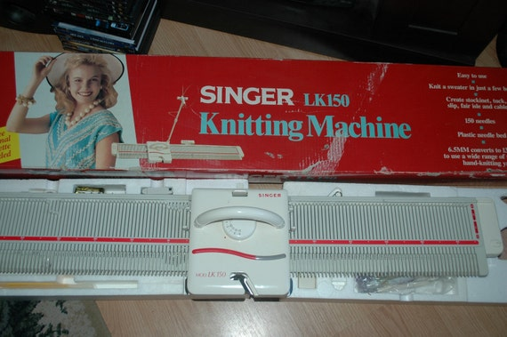 studio lk150 knitting machine