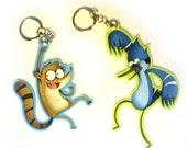 ON SALE: Regular Show Key Chain Set [Last Chance]