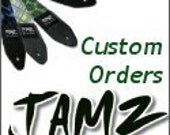 RESERVED CUSTOM ORDER for Andy Cavanaugh