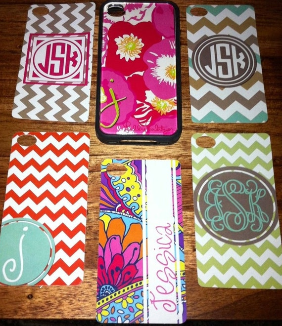 Personalized iPhone 4/4S Inserts