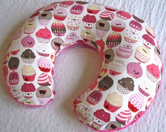 Your Choice of Fabric- Custom Nursing Pillow Cover