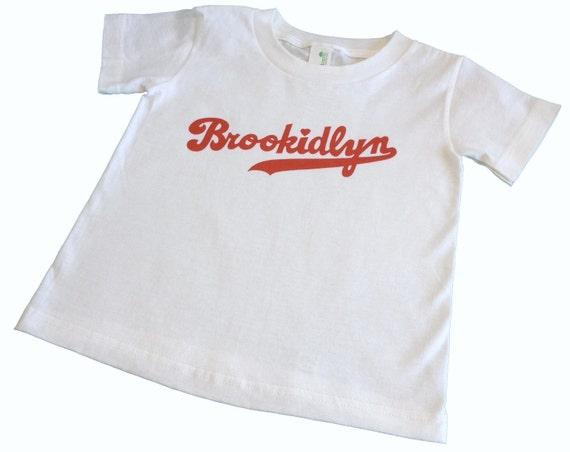 FREE, Brookidlyn, Toddler, T-Shirt, Organic Cotton