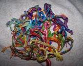 Small friendship bracelet grab bag