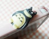 Totoro  earphone plug