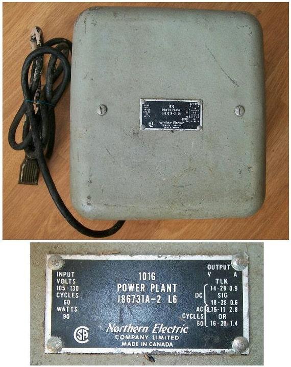 Vintage Telephone Equipment 55