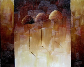 Distant Wonders, an original oil painting by Jo Edwards