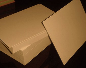 DIY Postcard - Recycle Kraft Paper - 10 Pcs