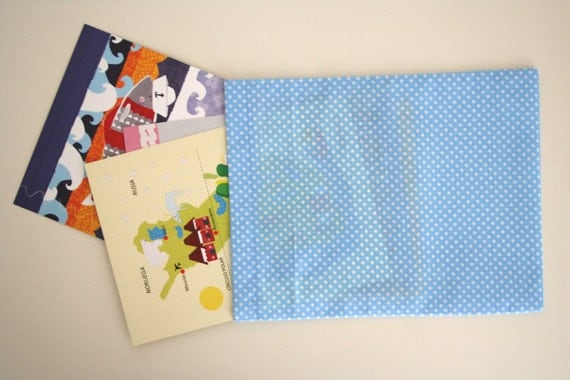 Finland 12 illustrations (size 8,3x5,9 inches) (21x15 cm) and cloth bag