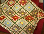 Flower Patch Quilt