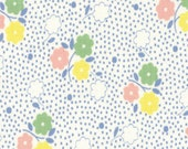 30s Playtime  Cornflower Blue 32586 15  by Chloe's Closet from Moda