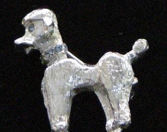 poodle  Brooch