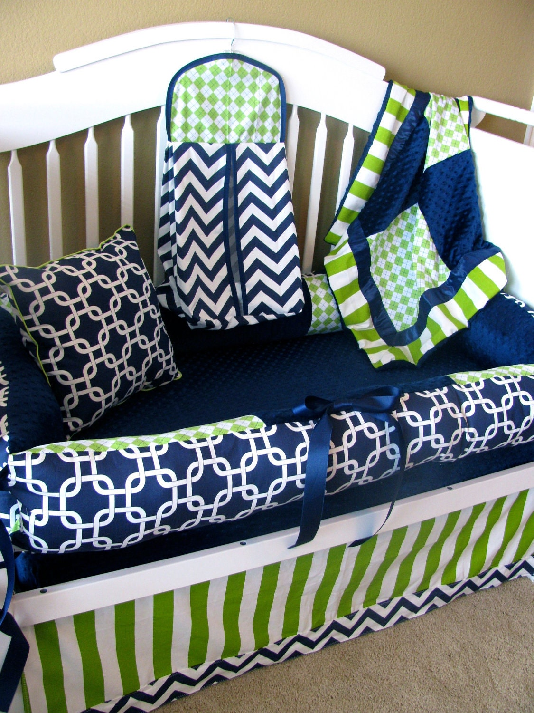 thane custom baby bedding crib set 6 pc set. Black Bedroom Furniture Sets. Home Design Ideas