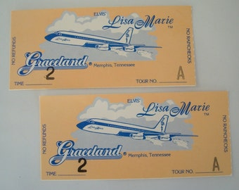 Graceland Lisa Marie Tour Tickets
