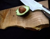 Gift Certificate for Natural Rustic Wood Cutting Board, OOAK, organic reclaimed Serving Platter