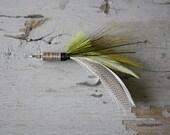 Fishing Lure Barb Brooch
