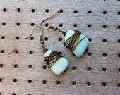 Allegra Peruvian Opal Earrings