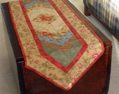 Decorative Quilted Table Runner