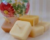 Vanilla Chai Ginger Coconut Tea Candles