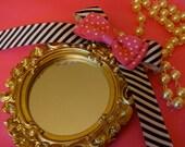 Crazy Big XL Mirror Mirror Pendant Necklace SAVE 15%