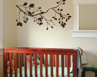 Classic Tree Branch Vinyl Decal