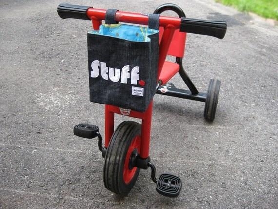 Tricycle Handlebar Bag