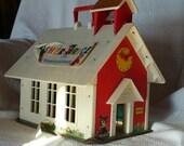 fisher price school house