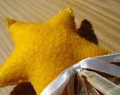 Yellow Star Wand