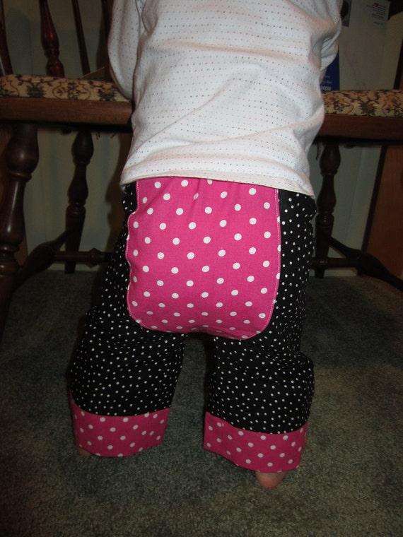 Big Butt Baby Pants/Cloth Diaper Pants/Baby Pants (6-12 month)