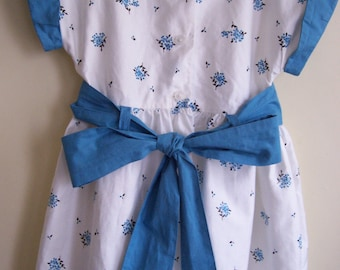 1950's Kate Greenaway Frock for Young Girl