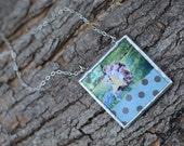 Personalized Custom PHOTO Pendant ... double sided necklace