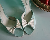 Vintage Christian Dior Heels