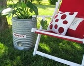 Covey Vintage Metal Drinking Water Cooler - 5 Gallon