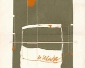 Original Serigraphy by Ana Tiscornia